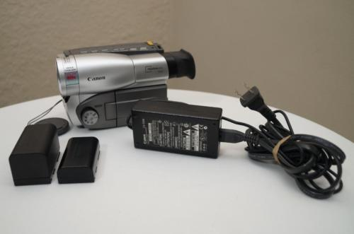 Canon Hi8 Camcorder - For Sale Classifieds