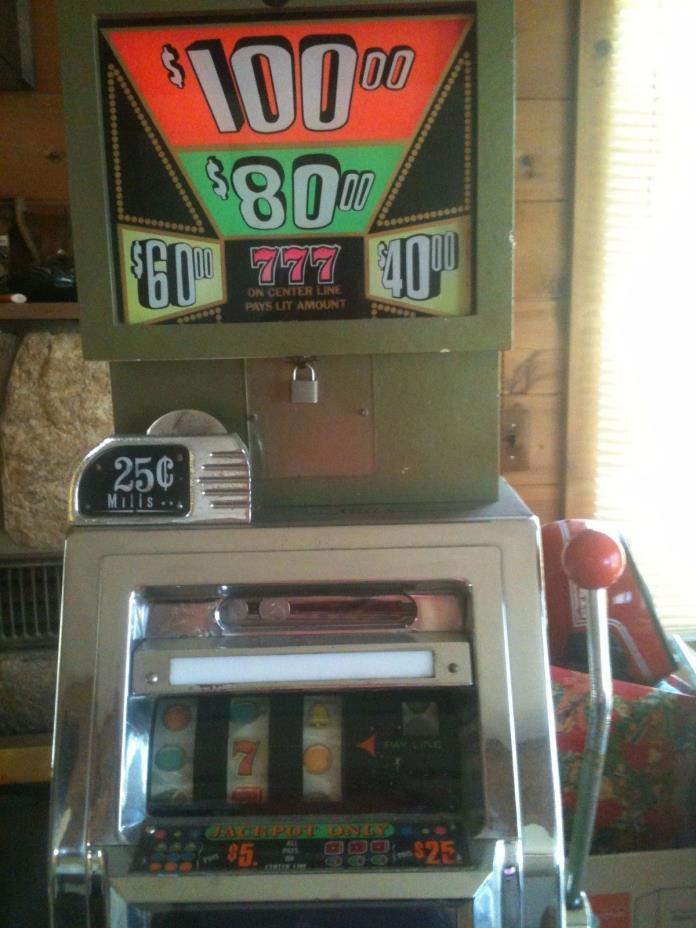 Slot machines oakdale ca