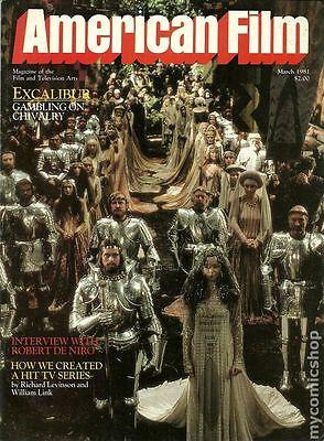 American Film (1977 Magazine) #605 VG+ 4.5 LOW GRADE