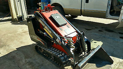 2005 Ditch Witch SK350