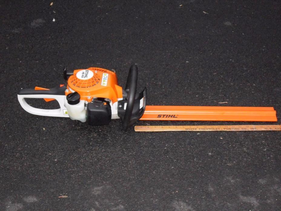stihl 45 trimmer for sale classifieds. Black Bedroom Furniture Sets. Home Design Ideas