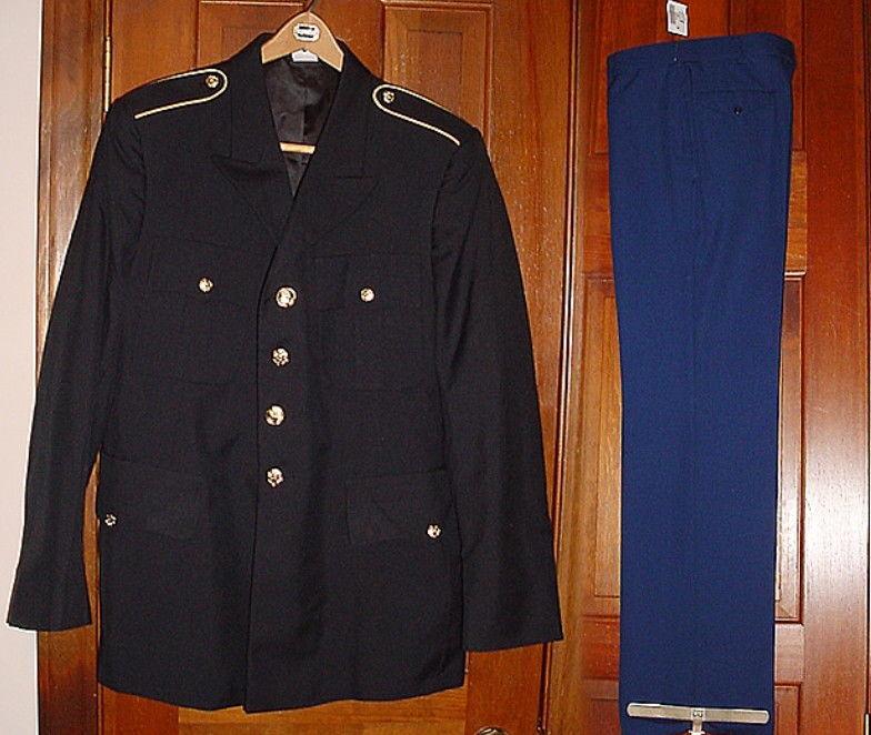 Army New Blue Uniform 30