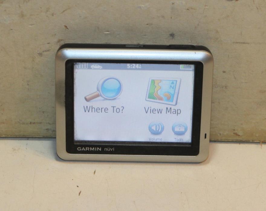 GARMIN NUVI 1200 GPS RECEIVER