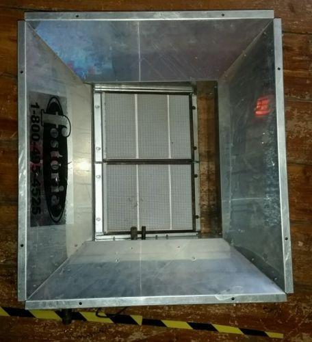 Fostoria Natural Gas Heater Infrared Ceramic 40000 BTU