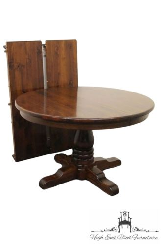 Incredible Ethan Allen Pedestal Table Classifieds Gmtry Best Dining Table And Chair Ideas Images Gmtryco
