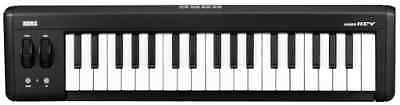 Korg MICROKEY37 Microkey USB Powered Keyboard