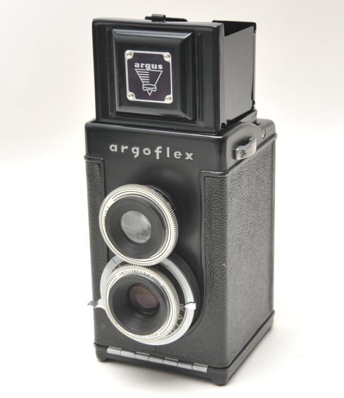 Argus, Argoflex 120 Film Camera