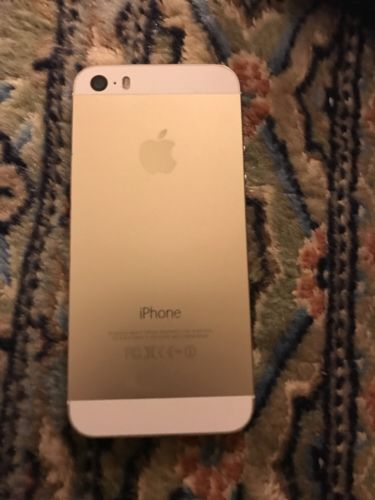 Factory Unlocked) Apple iPhone 5S AT&T T-Mobile Verizon Gold