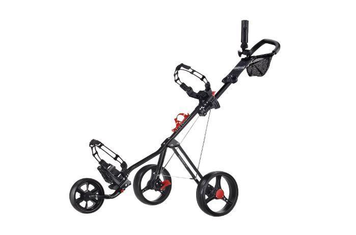 Golf Carts Push Pull Cart 3 Wheels Caddytek Superlite Deluxe