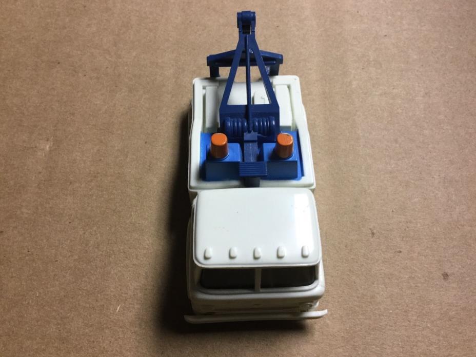 Schaper stomper tow truck AAA EMERGENCY SERVICE BODY ONLY GREAT SHAPE...RARE..