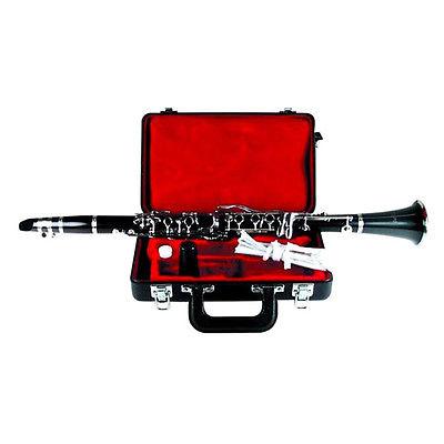 Mirage - Ebonite Clarinet/Case B Flat