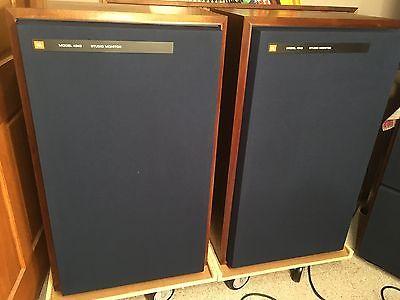 JBL 4343 Studio Monitors