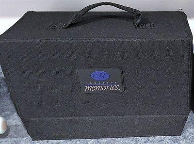 NEW UNUSED Creative Memories Small Sticker POD Storage Organizer 7x6x5