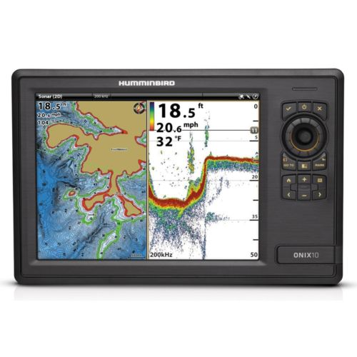 Humminbird ONIX10ci NT Combo Non-Touch Unit 4097701 409770-1 10082300000000
