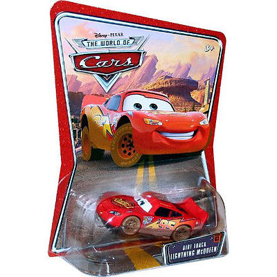 Cars: Dirt Track McQueen Sale