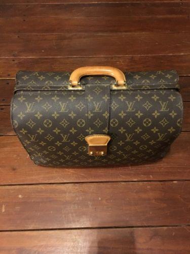 Louis Vuitton Brief Case/ Duffle Luggage