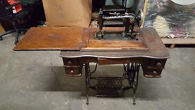 Diamond Antique Foot Pump Sewing Machine