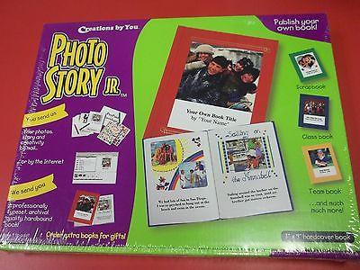 Photo Story Book Jr