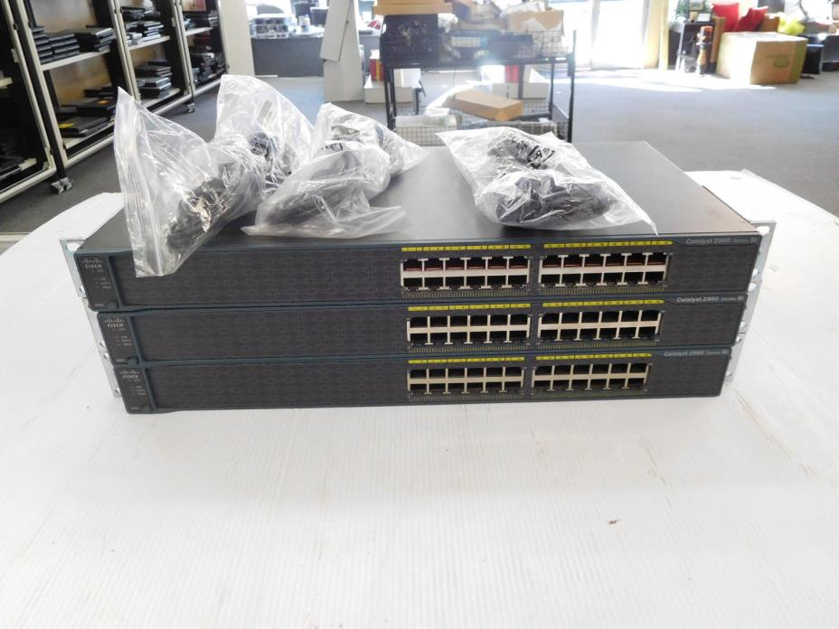 Cisco Catalyst 2960 Series - For Sale Classifieds