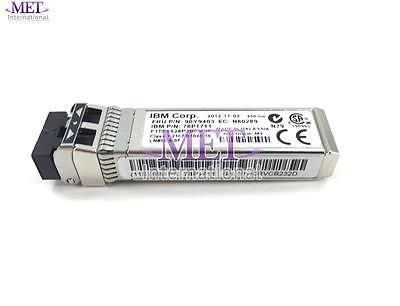 90Y9403 IBM FTLF8528P3BCV-IC 8GB SFP SW OPTICAL TRANSCEIVER