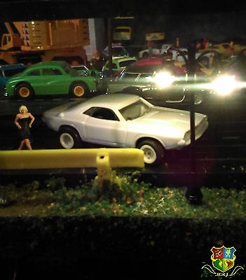HO SLOT CARS TYCO/AFX/AW AW 1970 Dodge Challenger - 100% Pristine