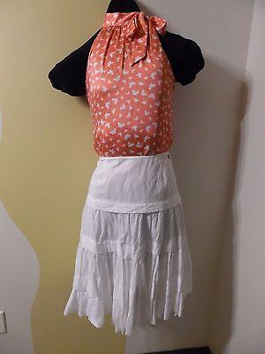 Women's hot Designer clothes lot blouse skirt size M 10