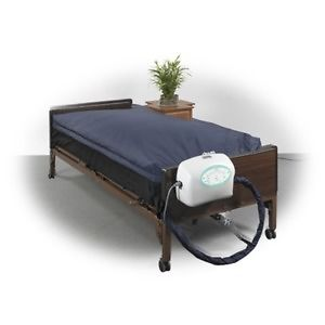 Drive Medical True Low Air Loss Mattress System with Pulsation, 10