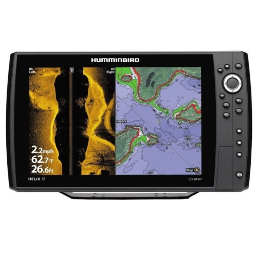 Humminbird HELIX 12 CHIRP SI/GPS Combo 4100301 410030-1 82324047695