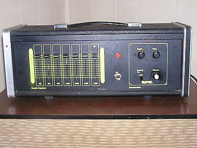 VINTAGE UNIVOX UEQ-1 EQUALIZER - REVERBERATION UNIT.
