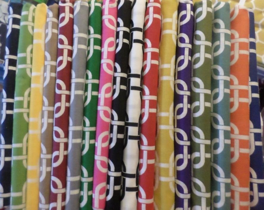 6 Asst Porta Crib baby crib or pack and play  sheet Geometric Rope  Day Care sz