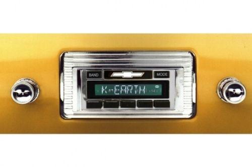 1947-1953 Chevy Truck Radio, USA-630