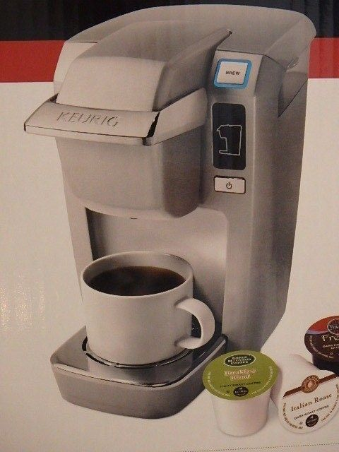 KEURIG MINI COFFEE BREWING COFFEE MAKER SYSTEM BRAND NEW K10 PLATINUM