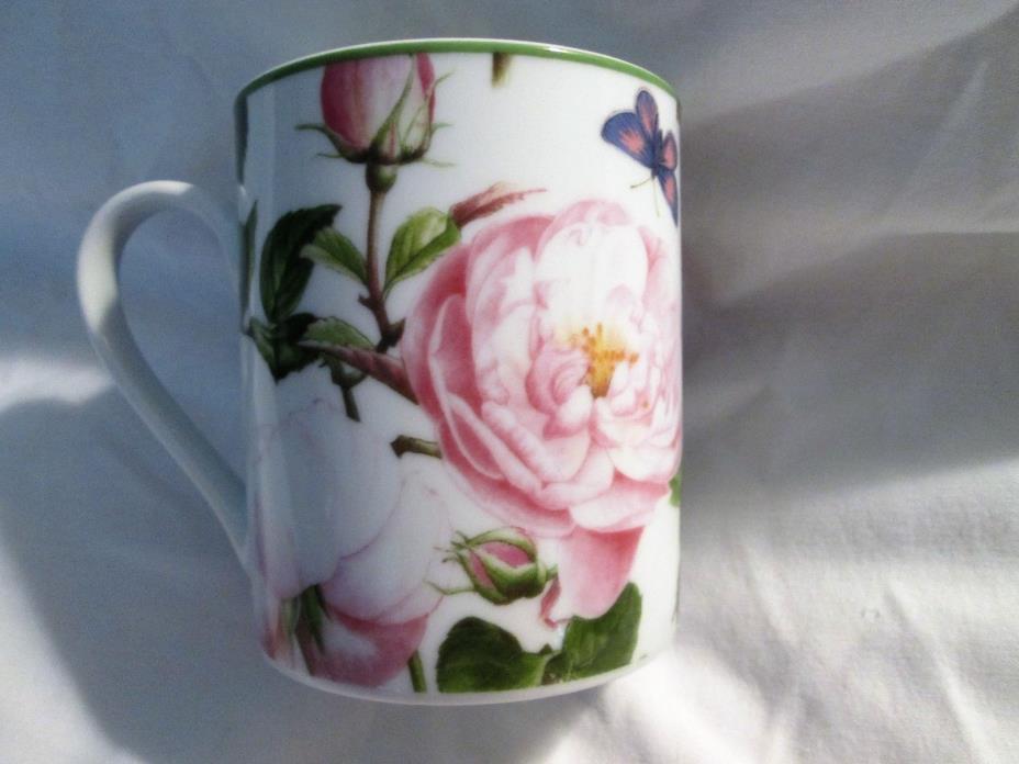 Spode Home Roses Porcelain Mug
