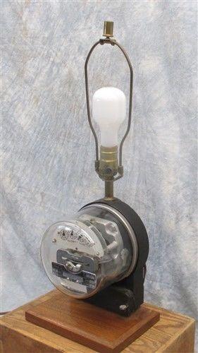 Electric Meter Lamp