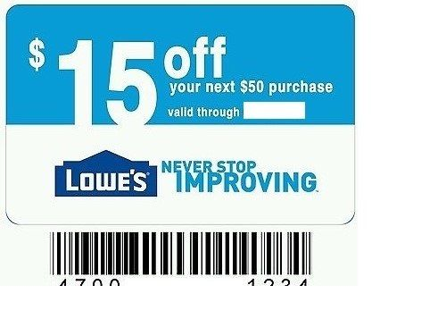 Lowes 20 Off Coupon - For Sale Classifieds