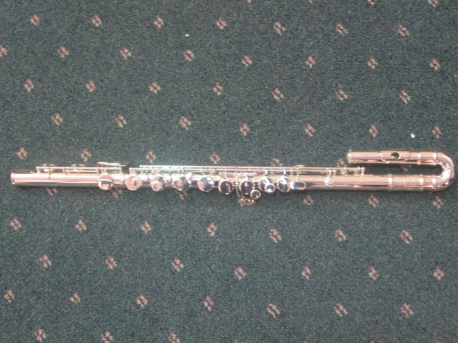 Jupiter 519S Alto Flute with Curved Headjoint