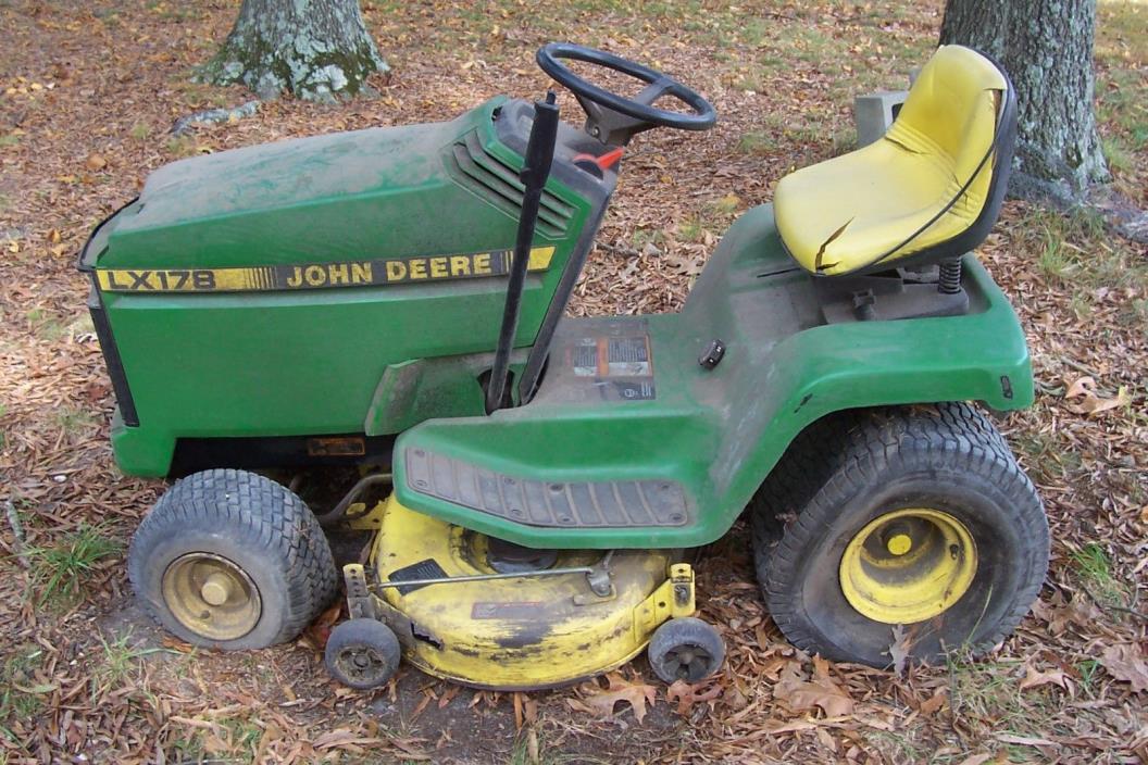 Garden Tractor Restoration Parts : John deere lx for sale classifieds