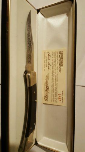Harley Davidson Edition 2 Buck Knife