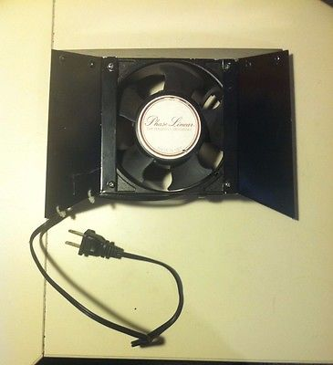 phase linear 700 power amp fan