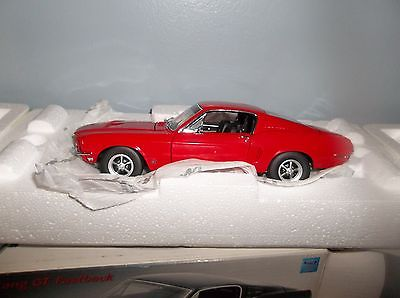 1:24 GMP 1968 Mustang Fastback Custom.