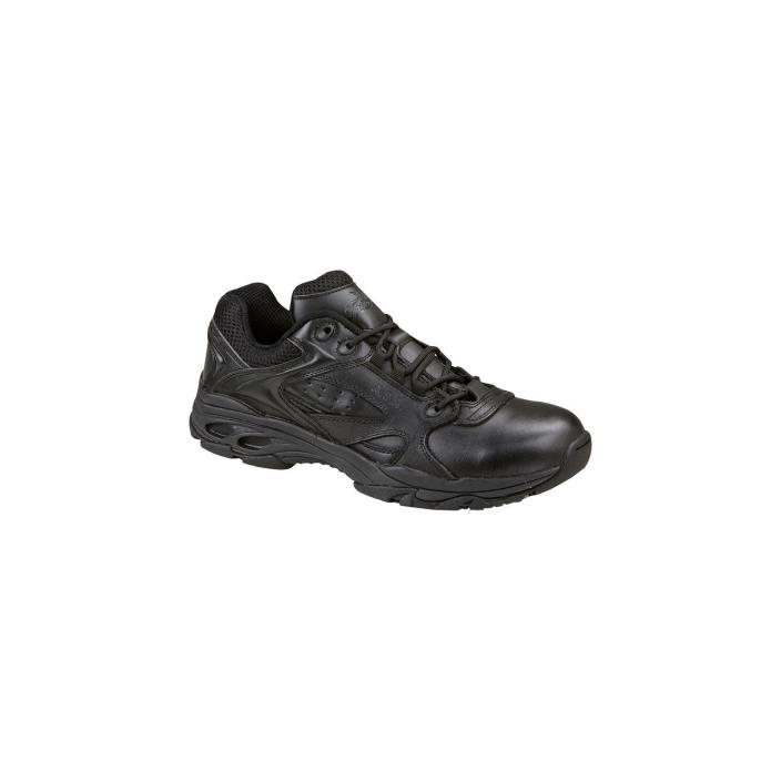 Thorogood Men's Black Composite Safety Toe Oxford Uniform Shoes, 804-6522-8.5W