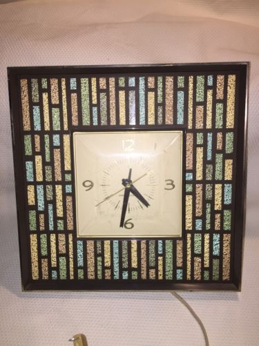 Old General Electric Wall Clock