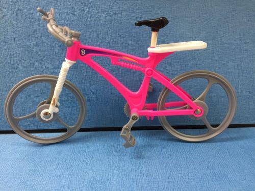 Barbie Pink Bicycle 1988 Mattel