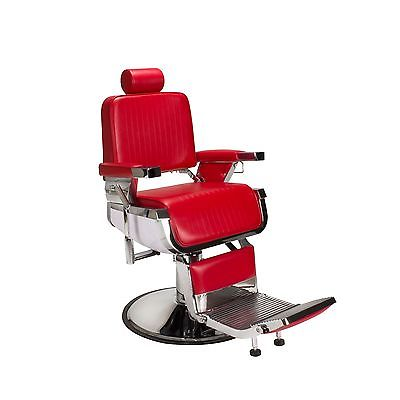 Barber Chair RED LINCOLN Styling Chair Barber Shop Furniture