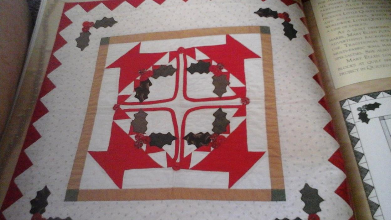 HOLIDAY QUILT PATTERNS