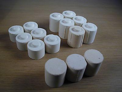15 ceramic kiln posts ajustable stilts slump glass