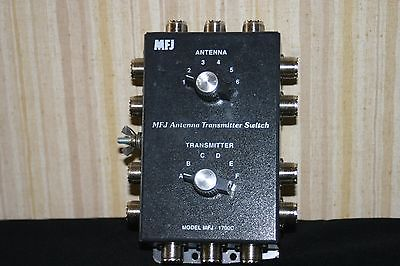 Mfj Antenna Switch - For Sale Classifieds