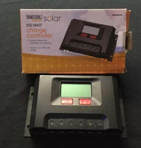 Thunderbolt Magnum Solar 500 Watt Solar Charge Controller Solar Panel Regulator
