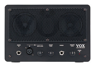 Jam Vox JV1 Guitar Mini Amplifier Interface