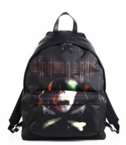 Givenchy Army Skull Classic Backpack Retail $1345